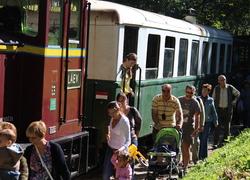 Lillafüred Forest Train