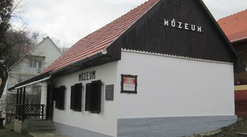 Museum of Glass Furnace in Bükk