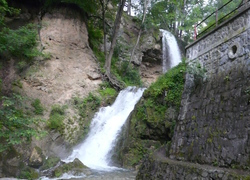 Waterfall of Lillafüred