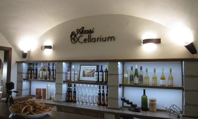 Avas Cellárium Pálinka (brandy)- and Winery
