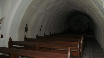 Rock Chapel in Miskolctapolca (EN)