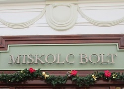 Hеобычные магазины в Мишкольцe