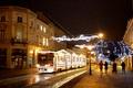 Рождественский трамвай