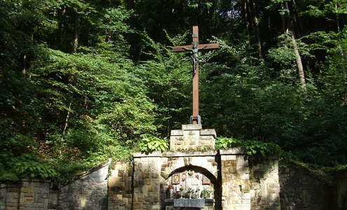 The Cross of Limpias