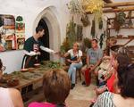 Mysterious herbs lecture in the Castle of Diósgyőr
