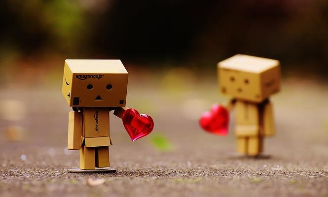 Randi Valentin-kártyák