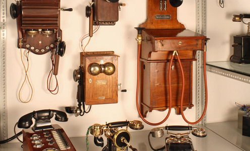 History of Telecommunications Image Museum EN