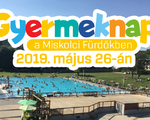 Children's day at the Baths of Miskolc EN