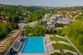 Приключенческая купальня и открытый бассейн Эллипсум Мишкольцтапольца