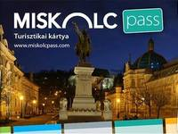 Karta MISKOLC PASS